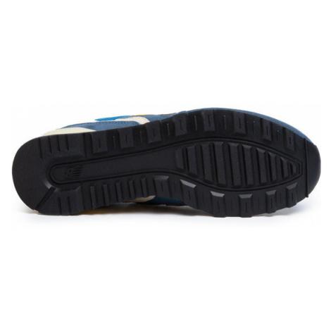 New Balance Sneakersy WL996SVA Niebieski