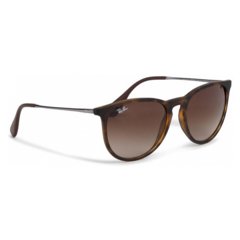 Ray-Ban Okulary przeciwsłoneczne Erika 0RB4171 865/13 Brązowy