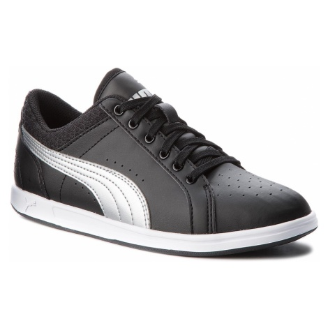 Sneakersy PUMA - Ikaz Lo V2 363711 07 Puma Black/Puma Silver