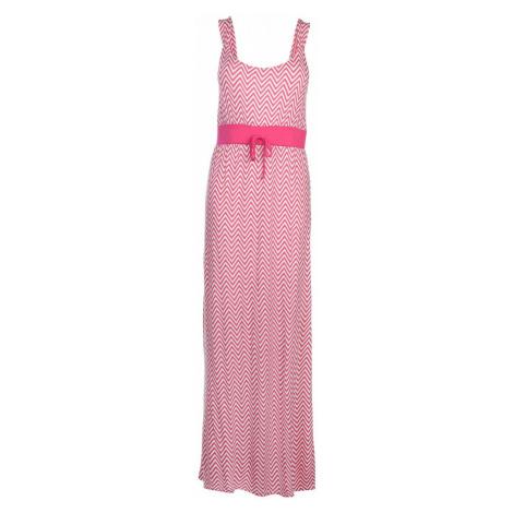 Full Circle Chevron Maxi Dress Ladies