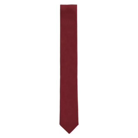 Boss Krawat 0000208275958 Czerwony Hugo Boss
