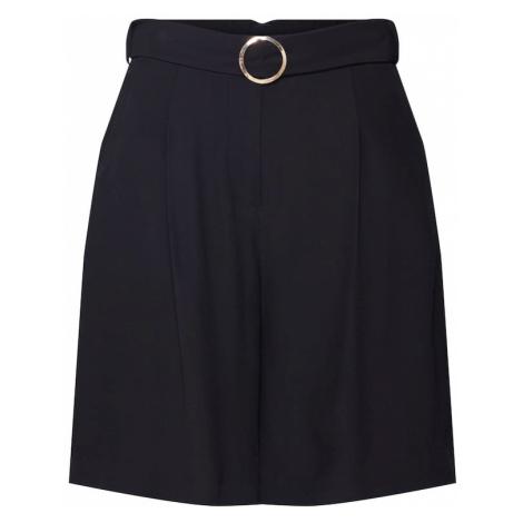 Esprit Collection Spodnie 'Floty' czarny