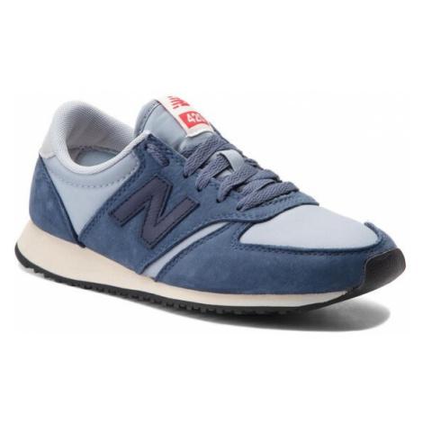 New Balance Sneakersy U420IBG Granatowy