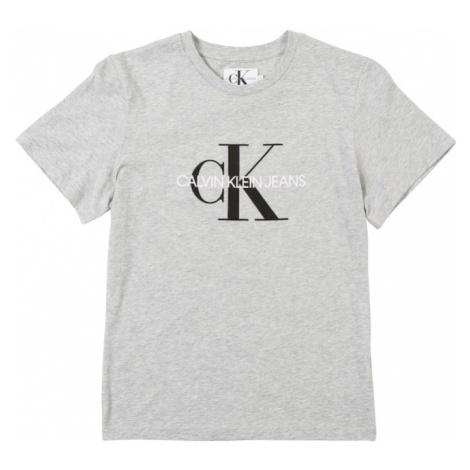 Calvin Klein Jeans Koszulka jasnoszary