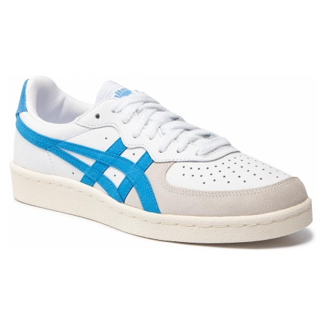 Sneakersy ONITSUKA TIGER - Gsm 1182A076 White/Azul Blue 103