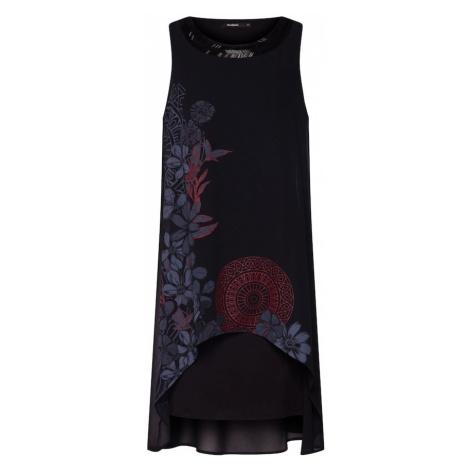 Desigual Sukienka 'VEST_SIENA' czarny