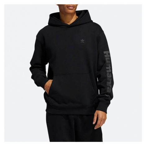 Bluza adidas Originals x Pharrell Williams Basics Hoodie ''Black Ambition'' GT4326