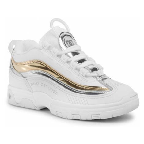 DC Sneakersy Legacy Og ADJS200024 Biały