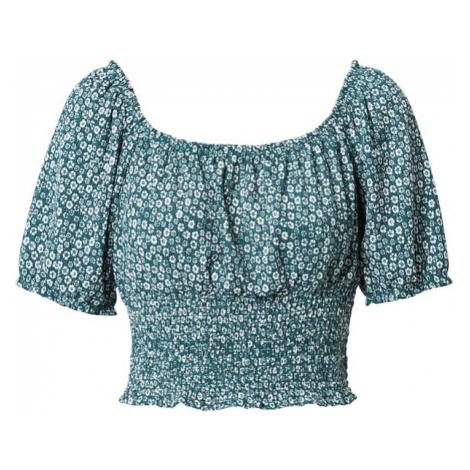 Miss Selfridge Koszulka 'Ditsy' jasnozielony / mieszane kolory