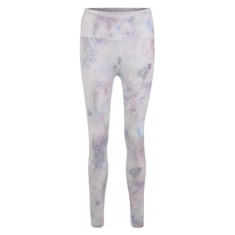GAP Spodnie sportowe różowy pudrowy / biały