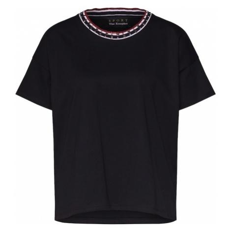THE KOOPLES SPORT Koszulka czarny