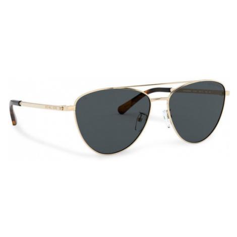 Michael Kors Okulary przeciwsłoneczne Barcelona 0MK1056 101481 Złoty