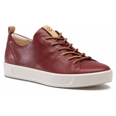 Sneakersy ECCO - Soft 8 Ladies 44079301330 Fired Brick