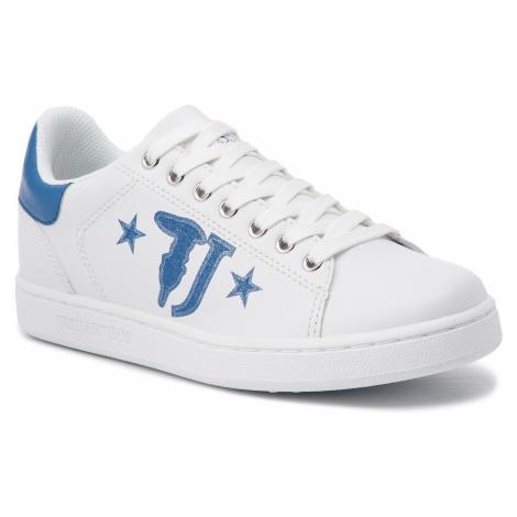 Sneakersy TRUSSARDI JEANS - 79A00391 U280