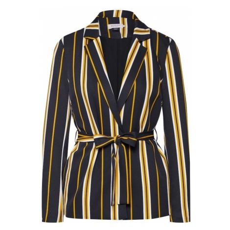 SOAKED IN LUXURY Marynkarka 'Malia Jacket' beżowy / żółty / czarny