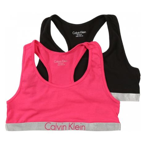 Calvin Klein Underwear Biustonosz różowy / czarny