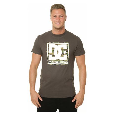 T-shirt DC Pattern Box - KRY0/Dark Olive