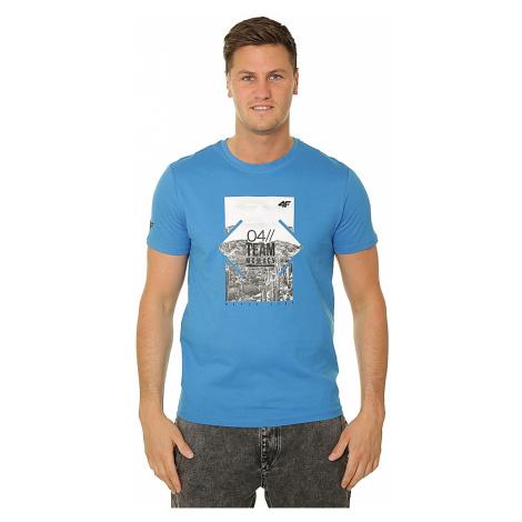 koszulka 4F H4L19-TSM013 - 33S/Blue