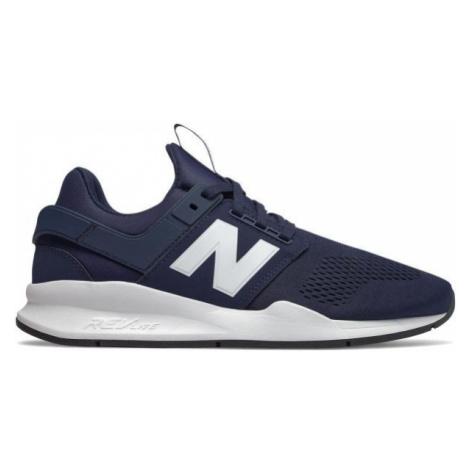 New Balance MS247EN niebieski 11 - Obuwie miejskie męskie
