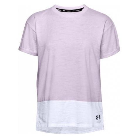 Koszulka Under Armour Charged Cotton SS-PPL