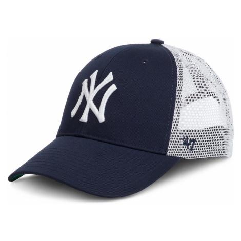 Czapka z daszkiem 47 BRAND - New York Yankees B-BRANS17CTP-NY Navy