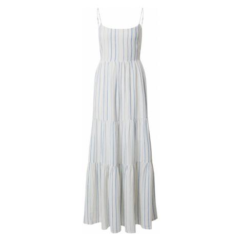 ONLY Sukienka niebieski / biały