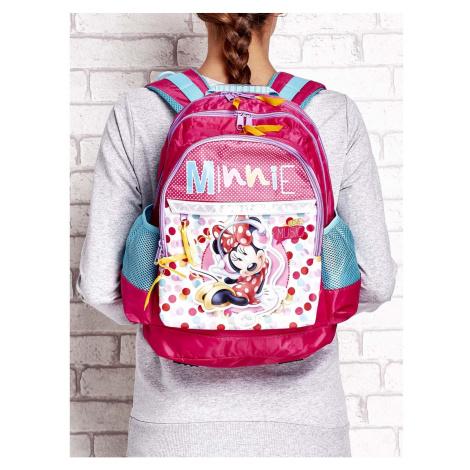 Plecak szkolny dla dziewczynek MINNIE MOUSE