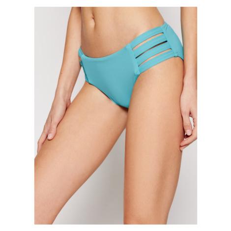 Seafolly Dół od bikini Active Multi Strap 40355-058 Niebieski