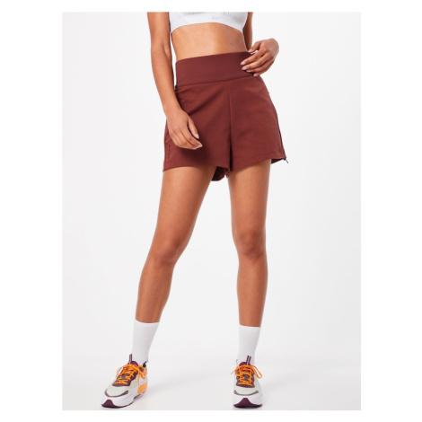 Nike Sportswear Spodnie rdzawobrązowy
