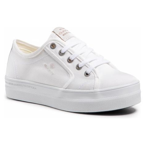 Sneakersy GANT - Leisha 22538603 White G29