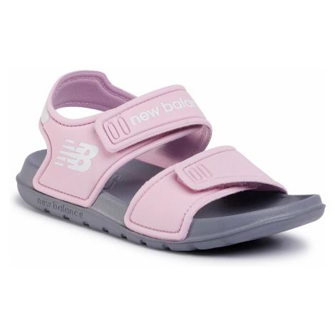 Sandały NEW BALANCE - YOSPSDPN Różowy