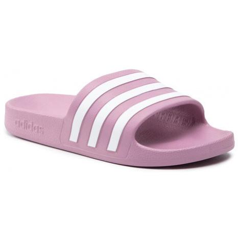 Adidas Klapki adilette Aqua FY8107 Różowy