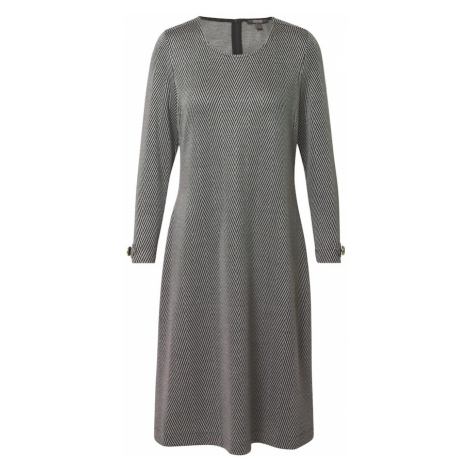 Esprit Collection Sukienka czarny / szary