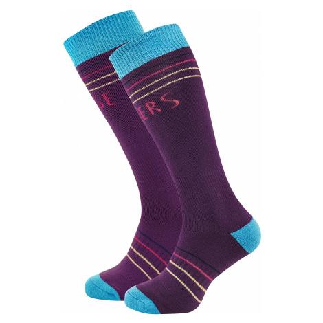 skarpetki Horsefeathers Arwen - Purple
