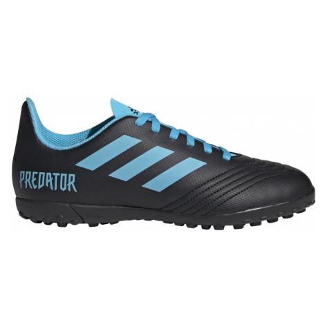Adidas Predator 19.4 TF Młodzieżowe Czarne (G25826)
