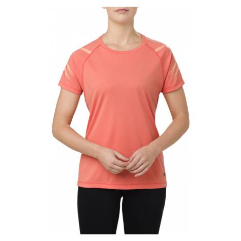 Koszulka Asics Icon SS Top W Koralowa