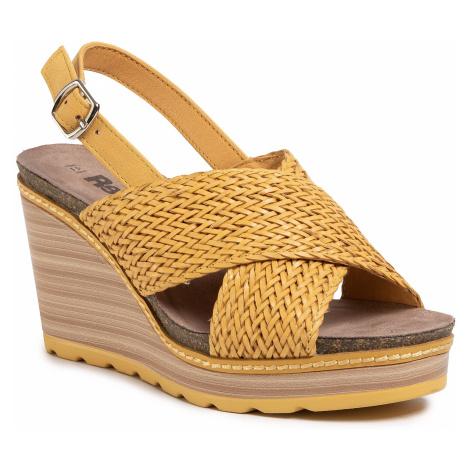 Sandały REFRESH - 69489 Yellow