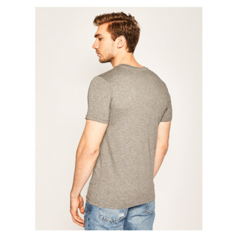 Peak Performance T-Shirt Ground G66064028 Szary Regular Fit