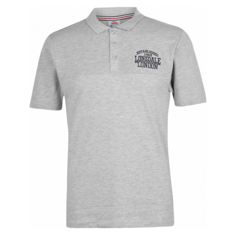 Men's polo Lonsdale Box Polo