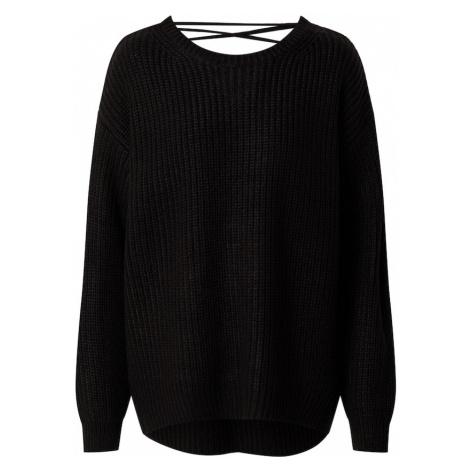NEW LOOK Sweter czarny