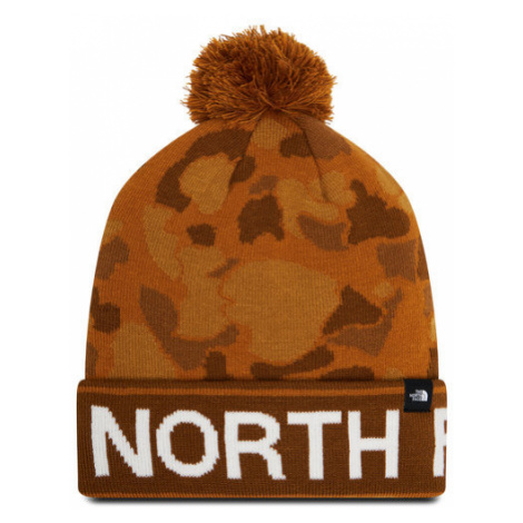 The North Face Czapka Ski Tuke NF0A4SIES72-OS Brązowy