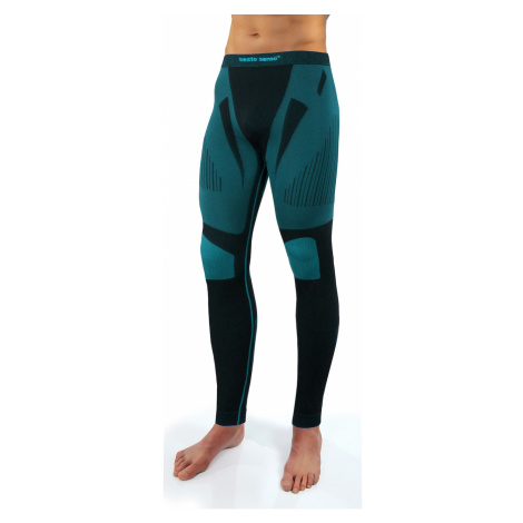 Sesto Senso Man Flexible Pants Turquoise
