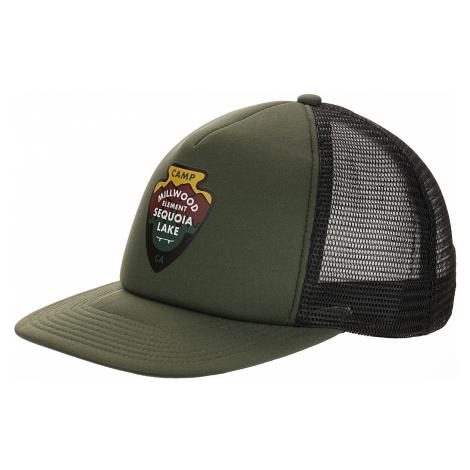 czapka z daszkiem Element Ea Trucker - Olive Drab