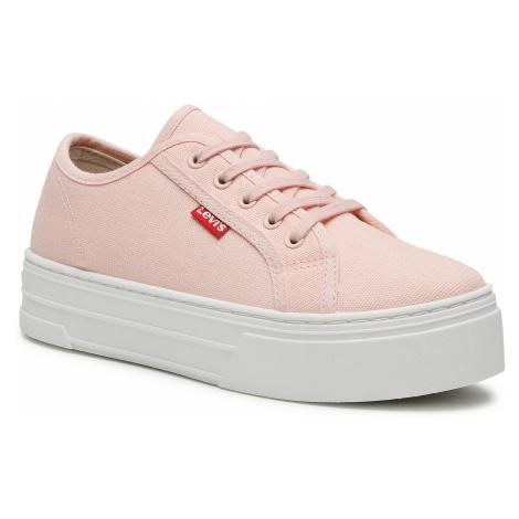 Tenisówki LEVI'S® - 230704-634-82 Regular Pink Levi´s
