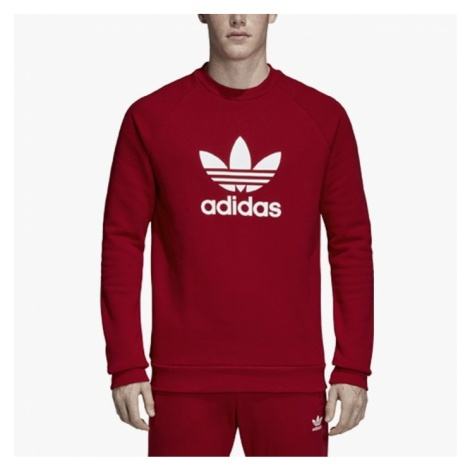 Bluza męska adidas Originals Trefoil Warm-Up Crew DX3615