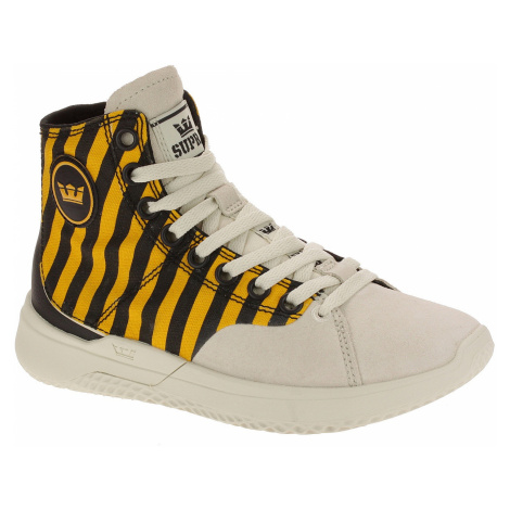 buty Supra Statik - Caution Stripe/Bone