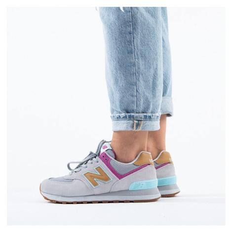 Buty damskie sneakersy New Balance WT574ATA