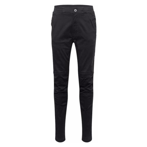 G-Star RAW Spodnie 'Rackam' czarny