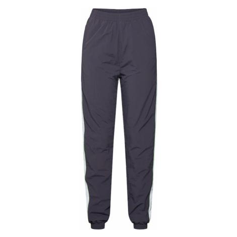 Urban Classics Spodnie 'Ladies Piped Track Pants' szary