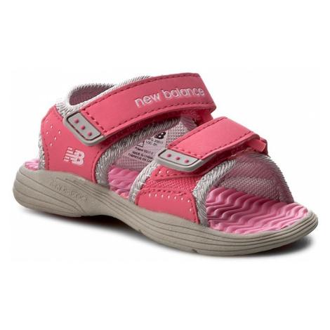 Sandały NEW BALANCE - K2004GRP Grey/Pink
